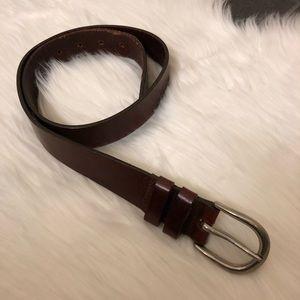 Brown CK belt